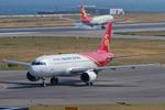 Scotchさんが、関西国際空港で撮影した深圳航空 A320-214の航空フォト(飛行機 写真・画像)