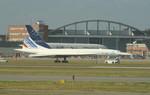 とりしちさんが、トゥールーズ・ブラニャック空港で撮影したアエロスパシアル Concorde 100の航空フォト(飛行機 写真・画像)