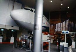 biscayneさんが、キッザニア甲子園で撮影した全日空 727-281の航空フォト(飛行機 写真・画像)