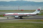 T.Sazenさんが、関西国際空港で撮影した中国東方航空 A300B4-605Rの航空フォト(写真)