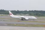 eagletさんが、成田国際空港で撮影した日本航空 787-8 Dreamlinerの航空フォト(写真)