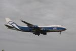 matsuさんが、成田国際空港で撮影したエアブリッジ・カーゴ・エアラインズ 747-446F/SCDの航空フォト(写真)