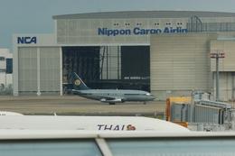 KRN6035さんが、成田国際空港で撮影したスカイ・アヴィエーション 737-2W8/Advの航空フォト(飛行機 写真・画像)
