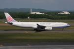 WING_ACEさんが、新千歳空港で撮影したチャイナエアライン A330-343Xの航空フォト(写真)