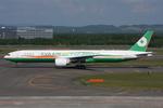 WING_ACEさんが、新千歳空港で撮影したエバー航空 777-35E/ERの航空フォト(飛行機 写真・画像)