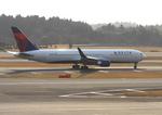 ふじいあきらさんが、成田国際空港で撮影したデルタ航空 767-332/ERの航空フォト(飛行機 写真・画像)