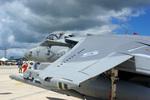 婆裟羅大将さんが、嘉手納飛行場で撮影したアメリカ海兵隊 AV-8A Harrierの航空フォト(写真)