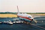 Falconerさんが、宮古空港で撮影した日本トランスオーシャン航空 737-2Q3/Advの航空フォト(写真)