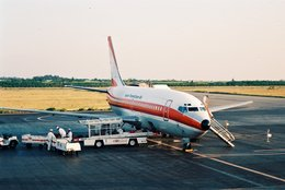 Falconerさんが、宮古空港で撮影した日本トランスオーシャン航空 737-2Q3/Advの航空フォト(飛行機 写真・画像)