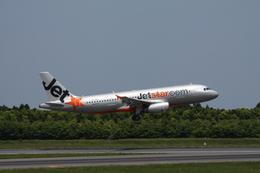ベリックさんが、成田国際空港で撮影したジェットスター A320-232の航空フォト(飛行機 写真・画像)