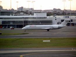 メニSさんが、シドニー国際空港で撮影したジェットスター 717-231の航空フォト(飛行機 写真・画像)