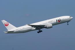 speedbirdさんが、羽田空港で撮影した日本航空 777-246の航空フォト(飛行機 写真・画像)