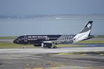 かずまっくすさんが、オークランド空港で撮影したニュージーランド航空 A320-232の航空フォト(写真)