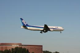 フレッシュマリオさんが、成田国際空港で撮影した全日空 767-381/ERの航空フォト(飛行機 写真・画像)