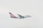 eagletさんが、シンガポール・チャンギ国際空港で撮影したカンタス航空 A380-842の航空フォト(写真)