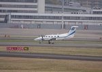 T.Sazenさんが、伊丹空港で撮影した毎日新聞社 PA-42-1000 Cheyenne IVの航空フォト(写真)