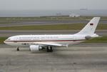 なごやんさんが、中部国際空港で撮影したドイツ空軍 A310-304の航空フォト(飛行機 写真・画像)