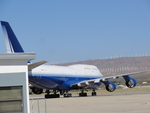 ZONOさんが、モハーヴェ空港で撮影したユナイテッド航空 747-422の航空フォト(飛行機 写真・画像)