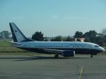 katsuakiさんが、カリエル・スール国際空港で撮影したチリ空軍 737-330(QC)の航空フォト(写真)