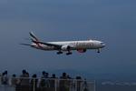 T.Sazenさんが、関西国際空港で撮影したエミレーツ航空 777-36N/ERの航空フォト(写真)