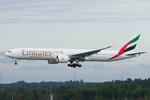 Scotchさんが、成田国際空港で撮影したエミレーツ航空 777-31Hの航空フォト(写真)