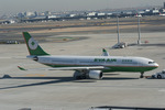 eagletさんが、羽田空港で撮影したエバー航空 A330-203の航空フォト(写真)