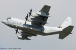 Chofu Spotter Ariaさんが、厚木飛行場で撮影したアメリカ海兵隊 KC-130J Herculesの航空フォト(飛行機 写真・画像)