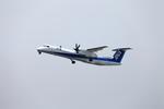 たろさんが、中部国際空港で撮影したANAウイングス DHC-8-402Q Dash 8の航空フォト(写真)