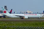 Scotchさんが、成田国際空港で撮影したエア・カナダ 767-35H/ERの航空フォト(飛行機 写真・画像)