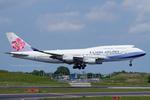Scotchさんが、成田国際空港で撮影したチャイナエアライン 747-409の航空フォト(写真)