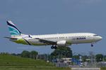 Scotchさんが、成田国際空港で撮影したエアプサン 737-48Eの航空フォト(飛行機 写真・画像)