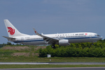 Scotchさんが、成田国際空港で撮影した中国国際航空 737-89Lの航空フォト(飛行機 写真・画像)