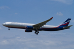 Scotchさんが、成田国際空港で撮影したアエロフロート・ロシア航空 A330-343Xの航空フォト(飛行機 写真・画像)