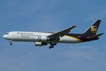 Scotchさんが、成田国際空港で撮影したUPS航空 767-34AF/ERの航空フォト(写真)