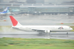 snow_shinさんが、羽田空港で撮影した日本航空 767-346の航空フォト(飛行機 写真・画像)
