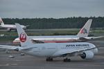 snow_shinさんが、成田国際空港で撮影した日本航空 787-8 Dreamlinerの航空フォト(飛行機 写真・画像)