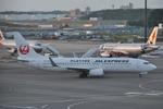 snow_shinさんが、成田国際空港で撮影したJALエクスプレス 737-846の航空フォト(飛行機 写真・画像)