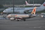 snow_shinさんが、成田国際空港で撮影したジェットスター・ジャパン A320-232の航空フォト(飛行機 写真・画像)