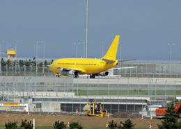しばたろうさんが、関西国際空港で撮影したフリーダムエア 737-219C/Advの航空フォト(飛行機 写真・画像)