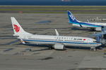 Scotchさんが、中部国際空港で撮影した中国国際航空 737-89Lの航空フォト(飛行機 写真・画像)