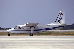 なごやんさんが、那覇空港で撮影した琉球エアーコミューター BN-2B-26 Islanderの航空フォト(写真)