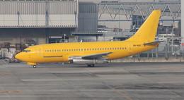 kixmeister弐さんが、関西国際空港で撮影したエアワーク 737-219C/Advの航空フォト(飛行機 写真・画像)