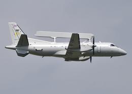 RA-86141さんが、ドンムアン空港で撮影したタイ王国空軍 S100B Argus (340AEW)の航空フォト(飛行機 写真・画像)