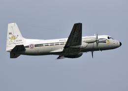 RA-86141さんが、ドンムアン空港で撮影したタイ王国空軍 BAe-748の航空フォト(飛行機 写真・画像)