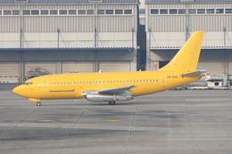WING_ACEさんが、関西国際空港で撮影したエアワーク 737-219C/Advの航空フォト(飛行機 写真・画像)