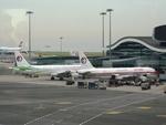 T.Sazenさんが、香港国際空港で撮影した中国東方航空 A320-214の航空フォト(写真)