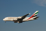 matsuさんが、成田国際空港で撮影したエミレーツ航空 A380-861の航空フォト(写真)