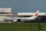 matsuさんが、成田国際空港で撮影した中国国際航空 737-86Nの航空フォト(写真)