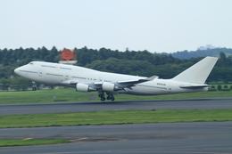 coconaruさんが、成田国際空港で撮影したウェルズ・ファーゴ・バンク・ノースウェスト 747-446の航空フォト(飛行機 写真・画像)