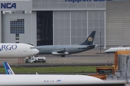 cassiopeiaさんが、成田国際空港で撮影したスカイ・アヴィエーション 737-2W8/Advの航空フォト(飛行機 写真・画像)